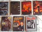 Daiktas dvd filmai alien predator lethal weapon ridick james bond 007 golden eye