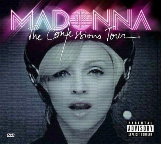 Daiktas Madonna.The.Confessions.Tour.Live.From.London