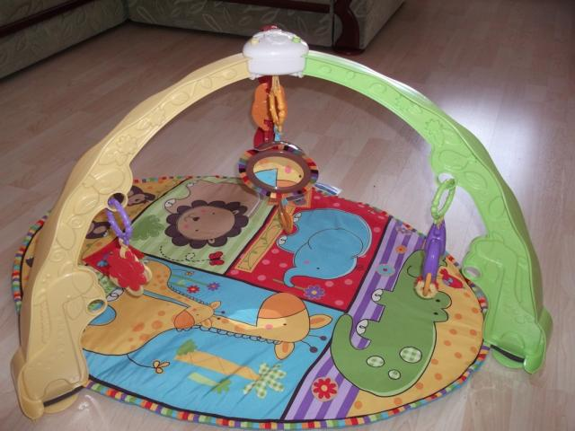 Daiktas Fisher price kilimelis