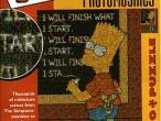 Daiktas The Simpsons Puzzle