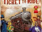Daiktas Ticket to ride