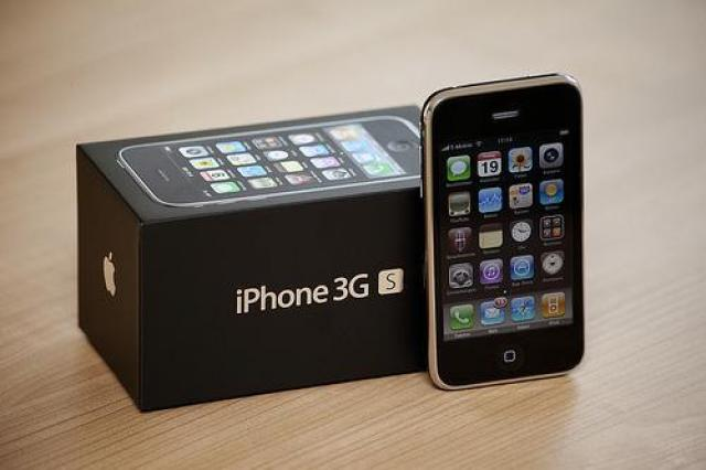 Daiktas Iphone 3gs 32gb
