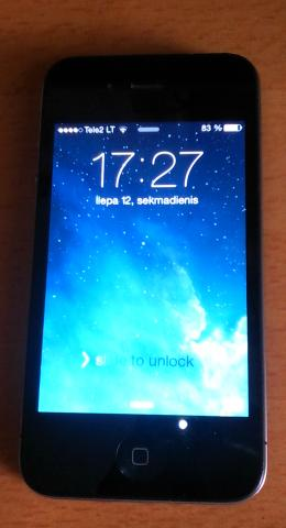 Daiktas Appel iphone 4 16gb