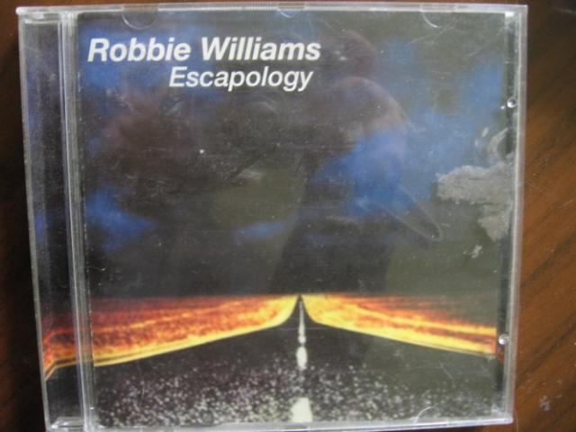 Daiktas Robbie Williams - Escapology