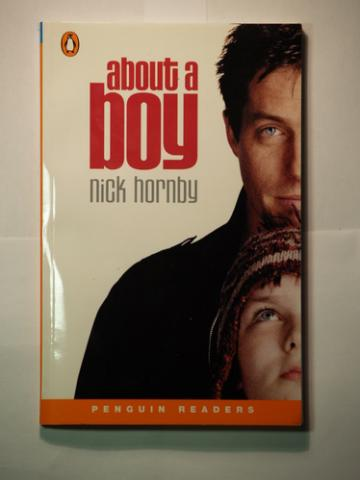 the definition of identity in about a boy by nick hornby About a boy, by nick hornby, is a coming-of-age, comedic novel the story begins with twelve-year-old marcus brewer moving to london in 1993 with his loving, but suicidal, mother he must adjust to a new school with strict social norms for behavior and appearance marcus doesn't wear the right.