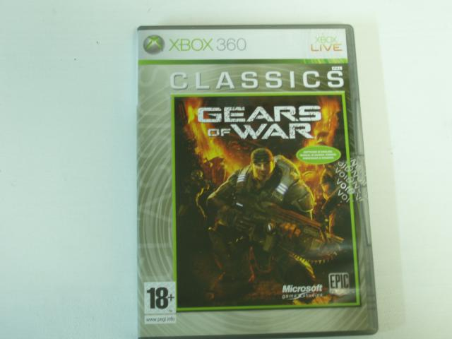 Daiktas xbox 360 gears of war