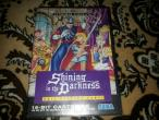 Daiktas Sega Mega Drive Shining in the darkness