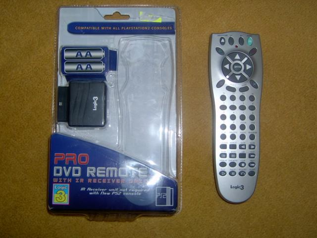 Daiktas PlayStation 2 remote control