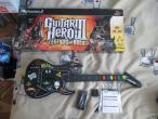 Daiktas PS2 guitar hero gitara