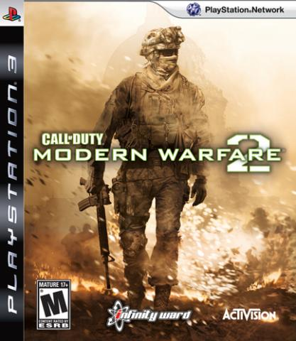 Daiktas Call of Duty: Modern Warfare 2 PS3 žaidimas