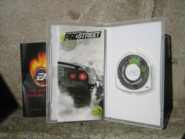 Daiktas Need For Speed ProStreet