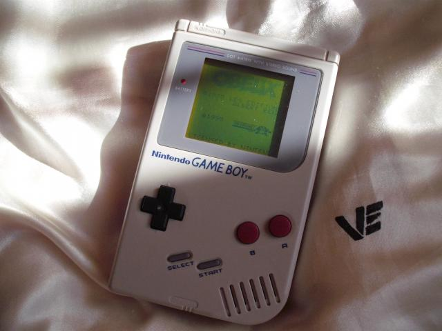 Daiktas Nintendo Game Boy original